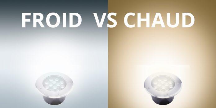 Quelle température de couleur: blanc chaud, blanc neutre et blanc froid
