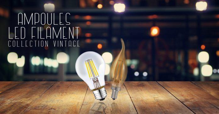 Ampoule LED fin halogene 2018