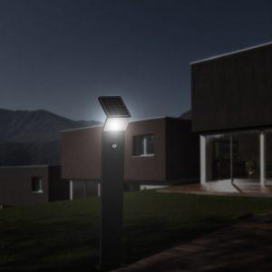 Acheter Borne de jardin solaire led au meilleur prix