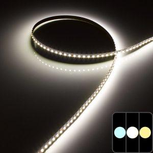 Ruban IP20 3528 - Blanc - 9,6W/m - 120 LED/m