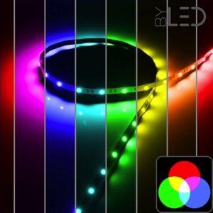Ruban LEDBlanc jour - IP68 - 14,4W/m- 60 LED/m