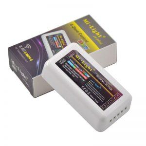 Contrôleur RGB + Blanc 2.4GHz - Milight FUT038