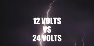 12 volts vs 24 volts quel ruban led choisir
